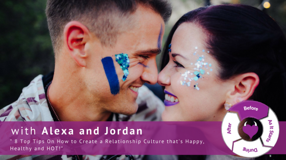 FCSD-TV    -  8 Top Tips on how to create a relationship culture that's Happy, Healthy and HOT!