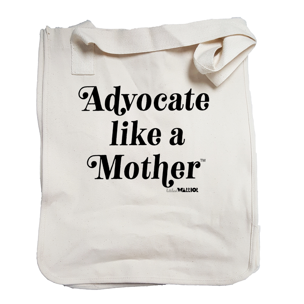 Advocate Like A Mother Tote