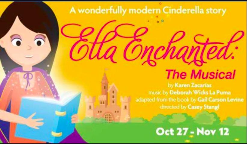 Ella Enchanted and A Christmas Carol at South Coast