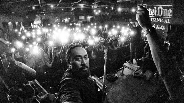 Charleston got lit up tonight 🤘🏽🤘🏽🤘🏽We love you!! . . #Iration #CommonKings #Katastro #UPCIC #Jahlibyrd #CharlestonSC