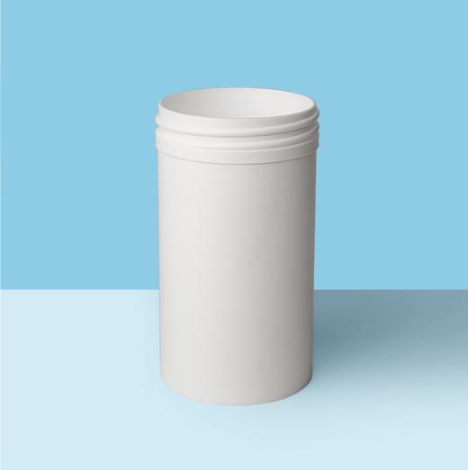 5oz 53mm Regular Wall Plastic Jar