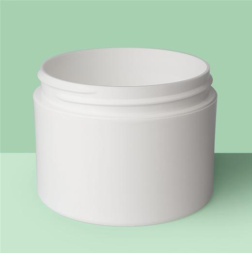 8oz 89mm-Double Wall Plastic Jar
