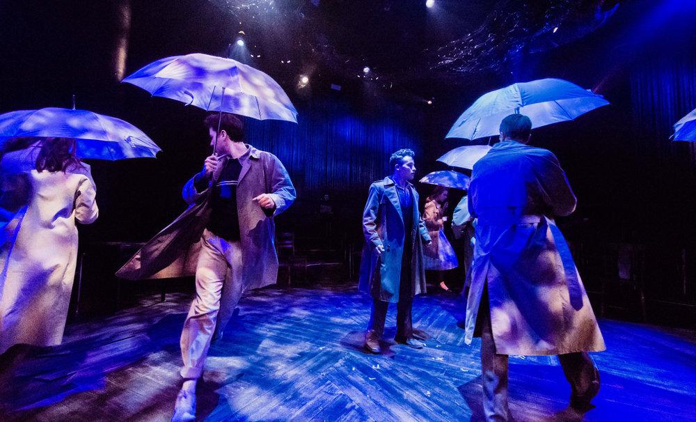 When The Rain Stops Falling - Boston University  Kalman Zabarsky Photography