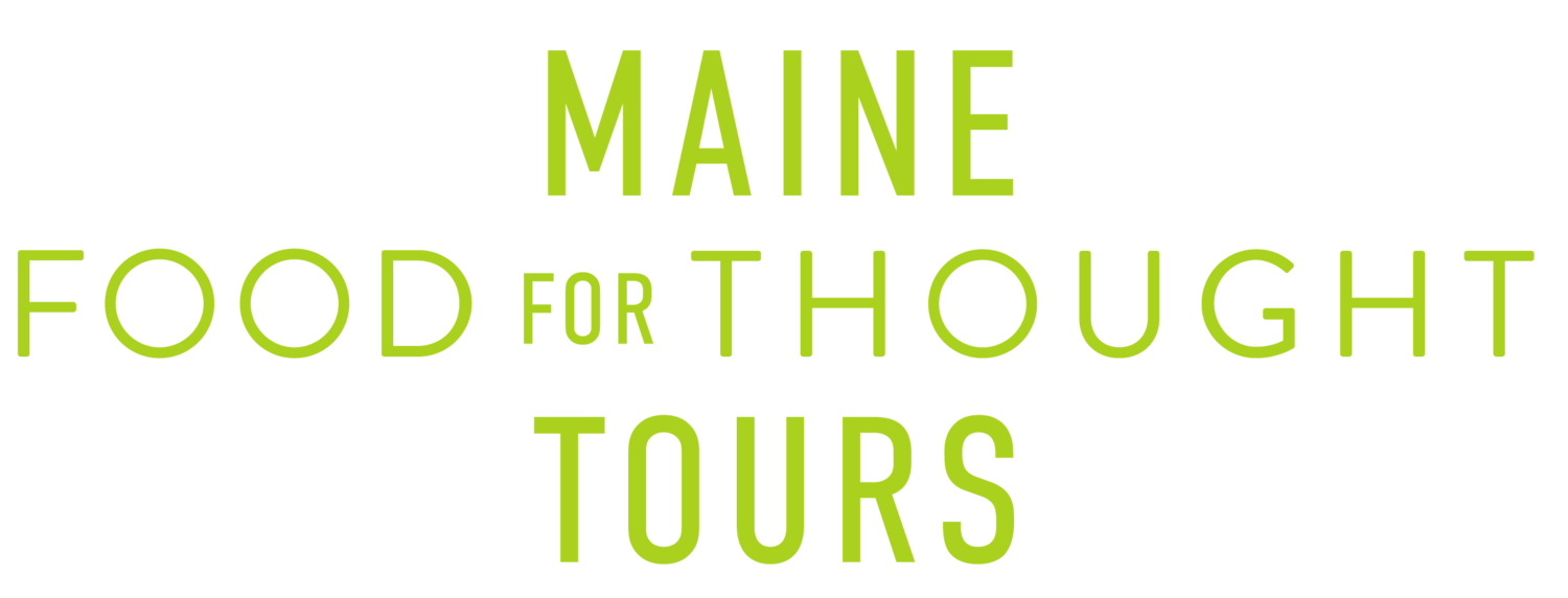 Maine Food For Thought Tours