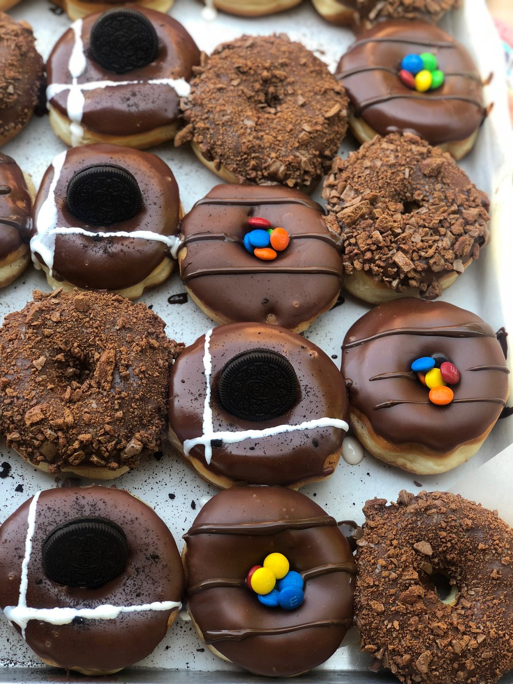 Donut Kitchen - Mixed Iced and Kids donuts.jpg