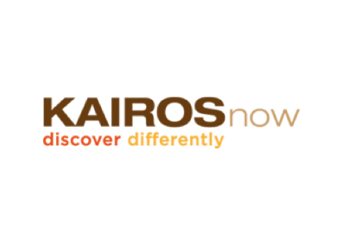 Kairos now logo