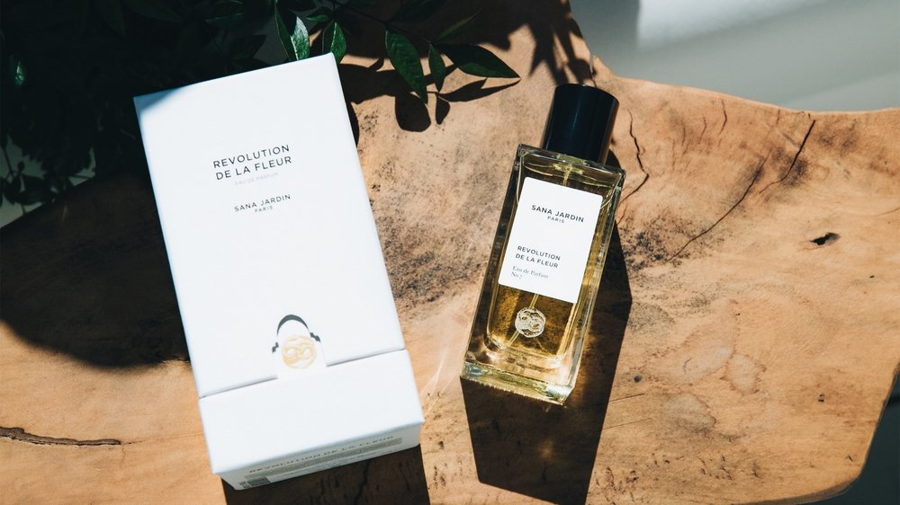 SANA JARDINThe world's first socially conscious, luxury fragrance house -