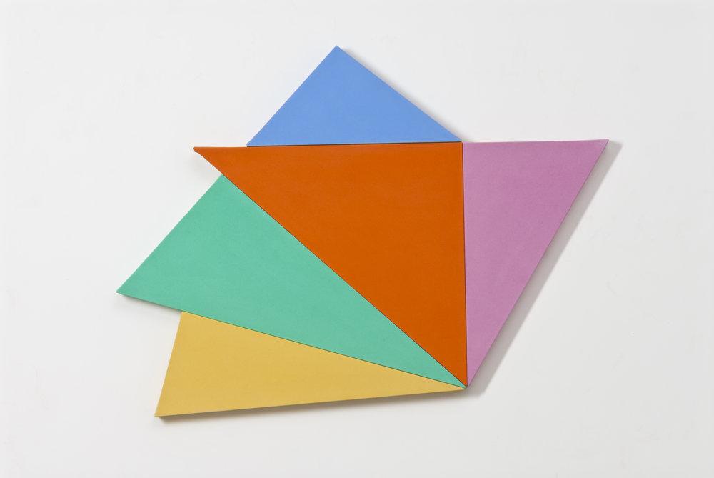 Infinex #49 , 2014, acrylic on canvas, 76.5 x 109 cm.
