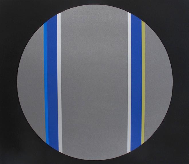 Canto XVII , 2003, screenprint, 57 x 77 cm, edition of 30.