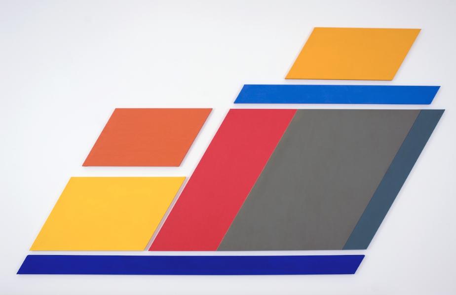 Infinex Lumina #4 , 2010, acrylic on canvas, 295 x 360cm