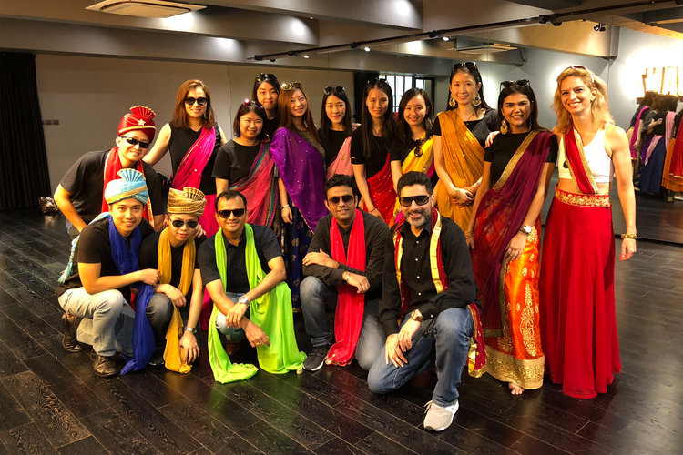 CORPORATE ACTIVITIES - Looking for a fun team building idea? Or want to celebrate a special occasion with your team? We provide entertaining Bollywood sessions that are sure to uplift everyone's mood!