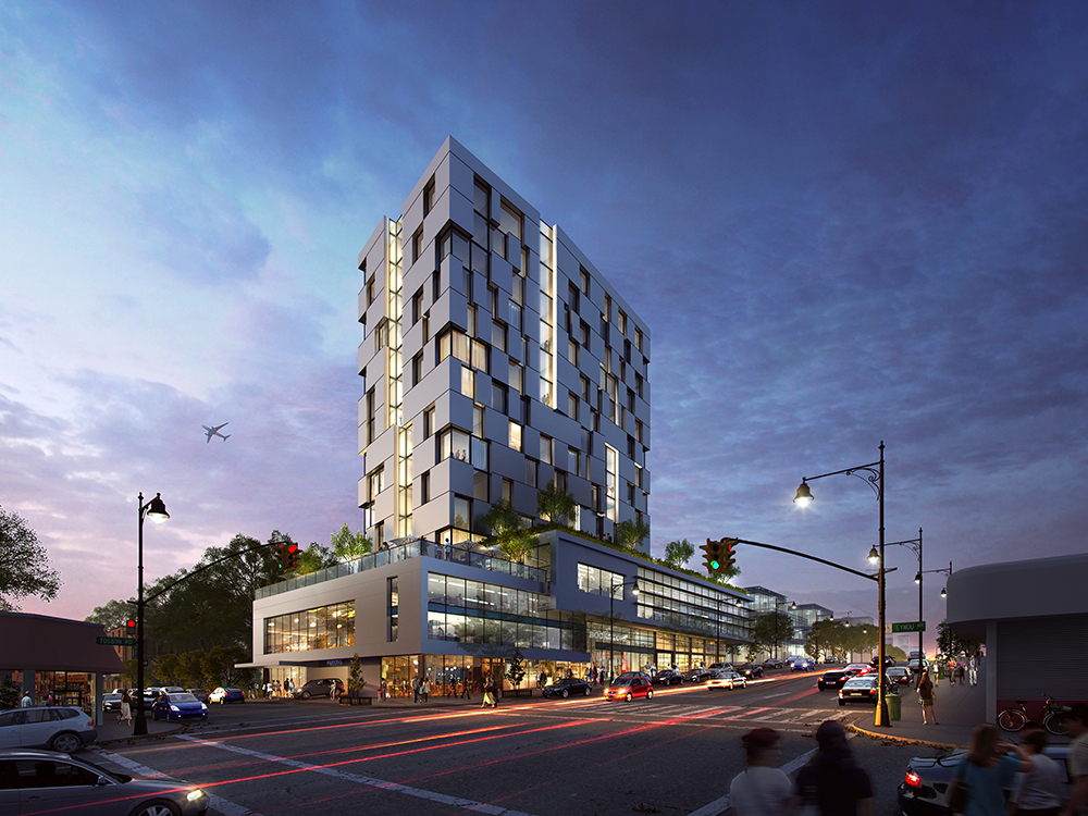 Bronx Mixed-Use Development -