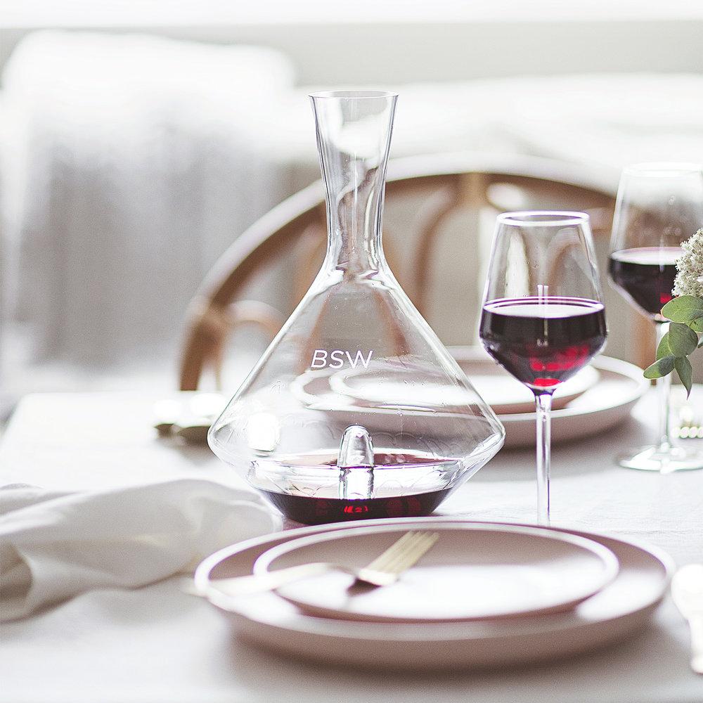 Personalised 'Initials' Wine Decanter Lifestyle.jpg