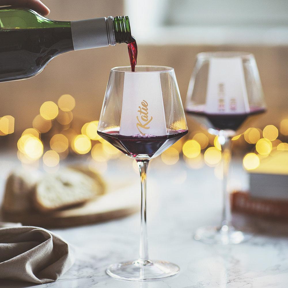 Personalised Hexagonal Wine Glass Lifestyle 1.jpg