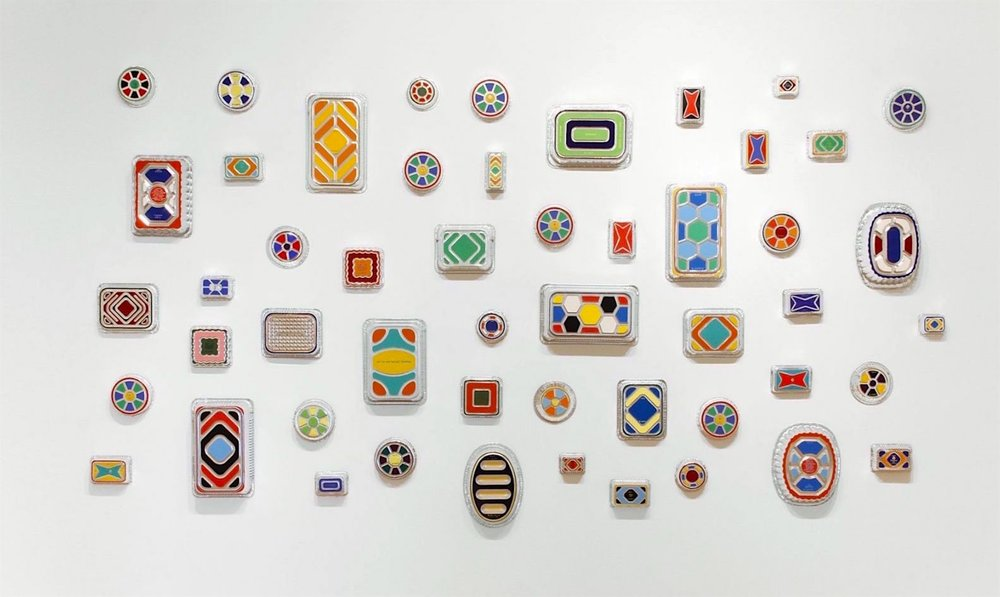 Pan Paintings, 2018