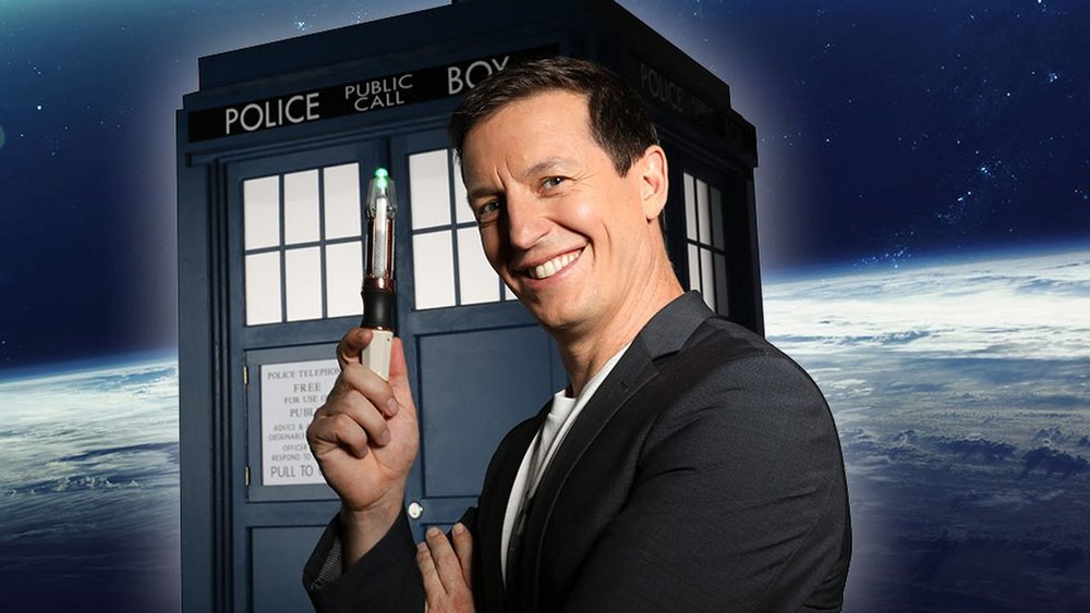 Rove (Host of Whovians)