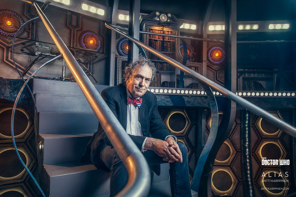Michael Pickwoad (production designer, Doctor Who)
