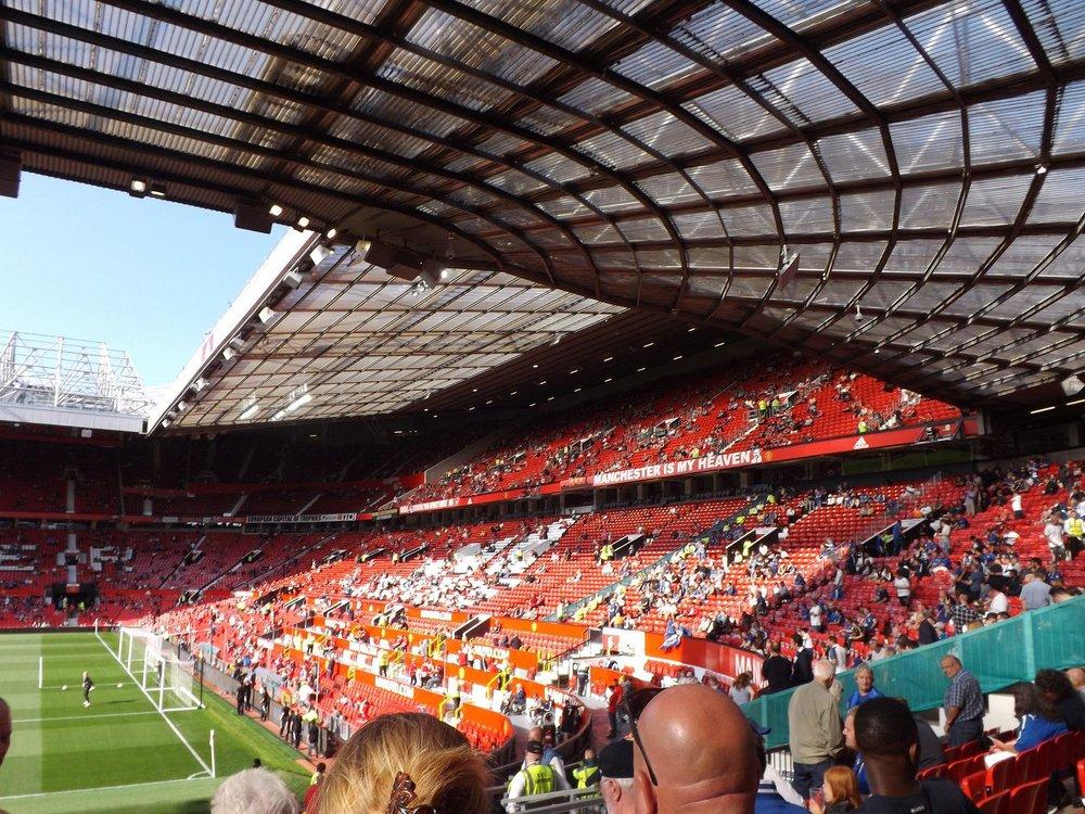 Fotballtur til England er et av årets høydepunkt