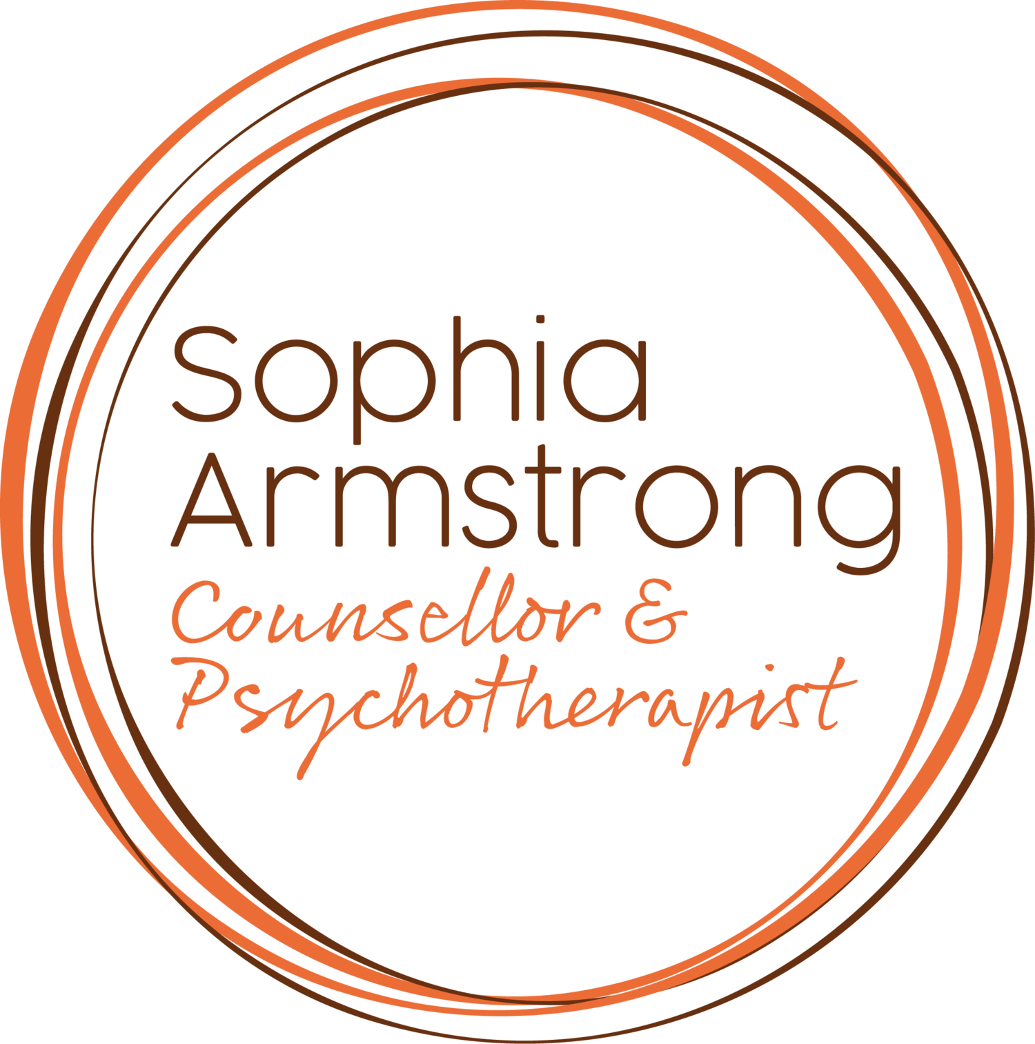 Sophia Armstrong ~ Psychotherapy & Counselling