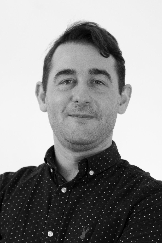Grant O'Sullivan - Head of Studio