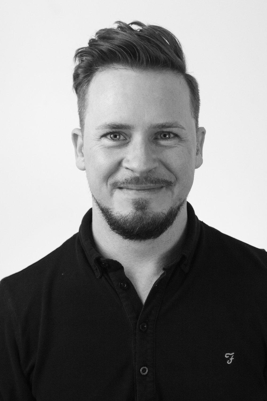 Stuart Goodman - Events Manager