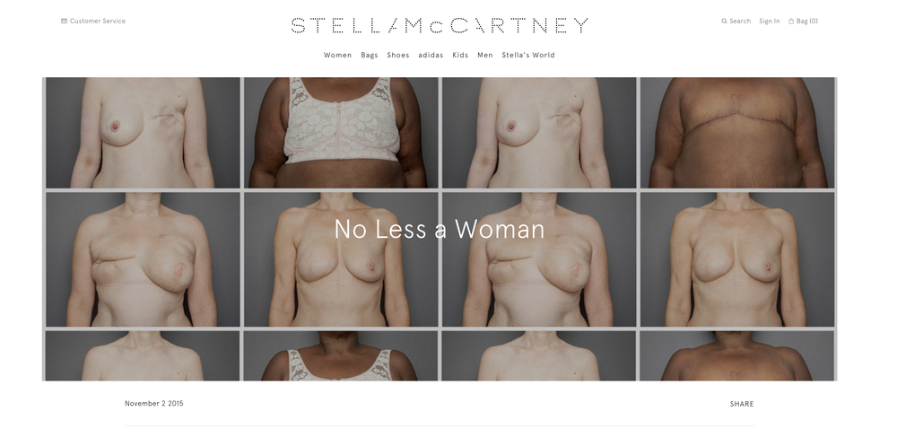 Stella McCartney website image