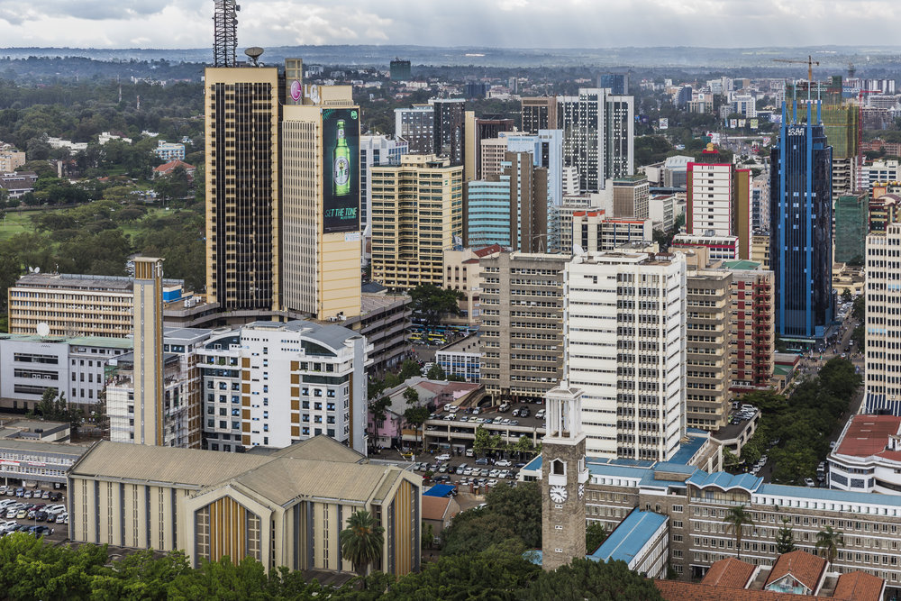 Sustainable cities - Alongside local communities we are working to develop a prosperity index for Nairobi to understand what sustainable prosperity means for Africa's cities.