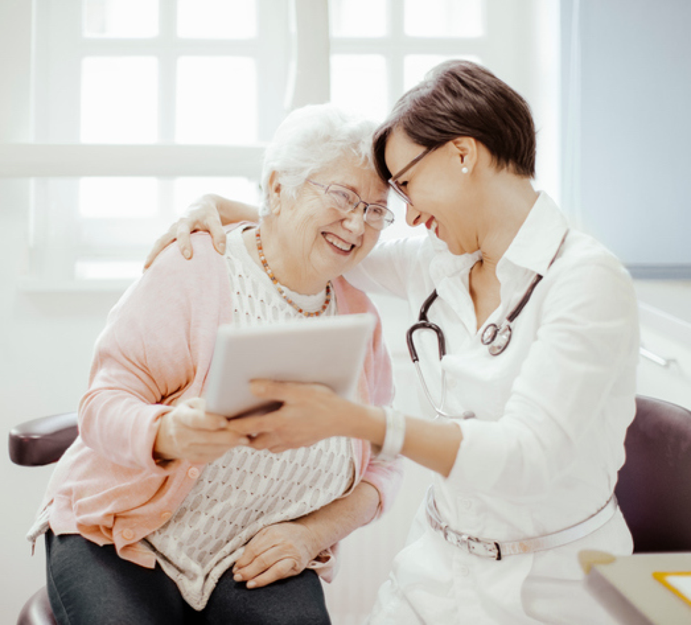 Our Mission - We connect all parties involved in the care transfer process throughout Germany. Our digital solution aims to make the communication between them more efficient, transparent, and accessible. The connection to the hospital stay is ensured by means of real-time coordination, which enables seamless patient transfer.