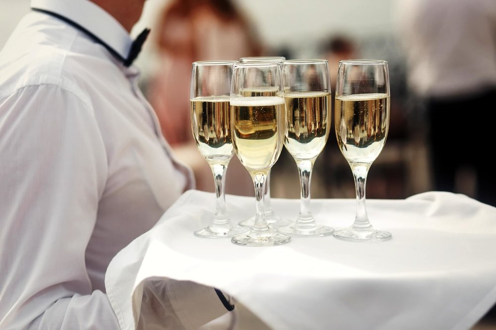 First-Class Service - Our team is known for its attention to detail and breathtaking service mentality.