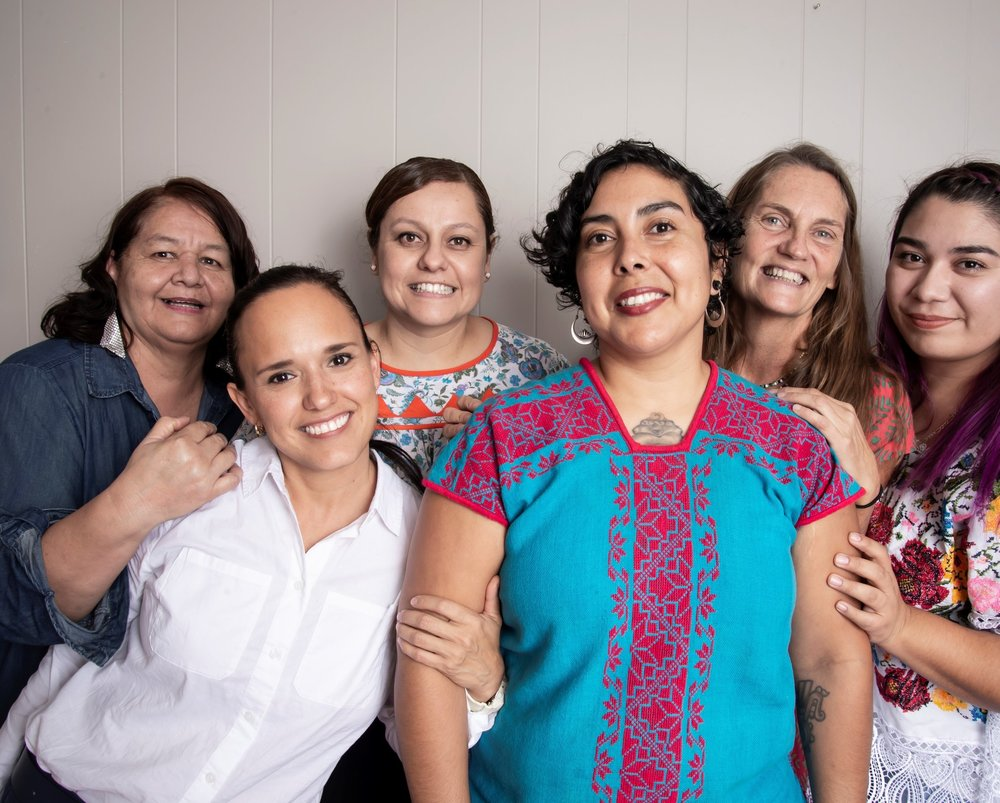 Our Midwifery Story - We formed a cross-border collective of midwives with the deep belief that a strong, healthy pregnancy and birth leads to a strong, healthy community. To that end, Luna Tierra provides respectful, safe and radically affirming birth and reproductive health experiences. We feel lucky to be on the border, building a resilient community — one family, one birth at a time.