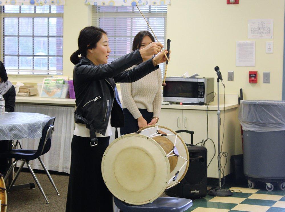 Korean Art Workshops - Learning culture through art.