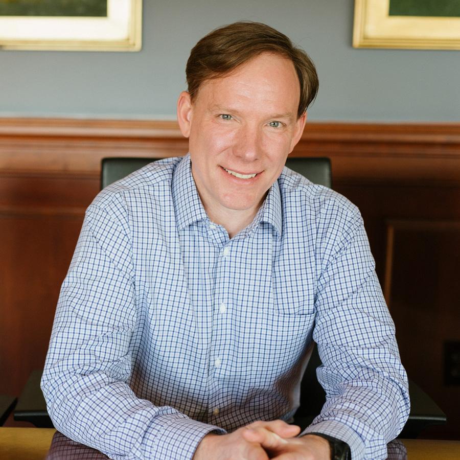 Sean Stalfort  / President