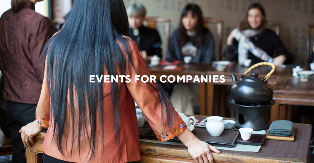 EVENTS FOR COMPANIES