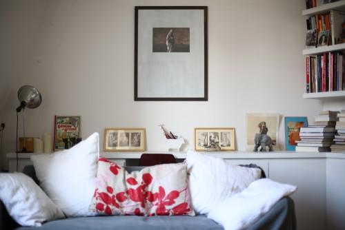 Marais Paris apartment