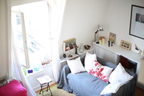Paris apartment in le Marais
