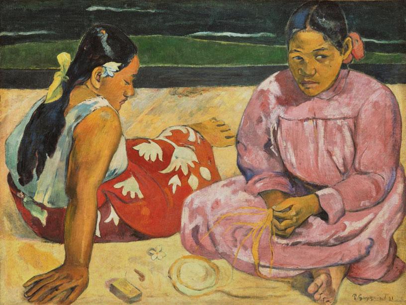 Copy of Gauguin at Grand Palais