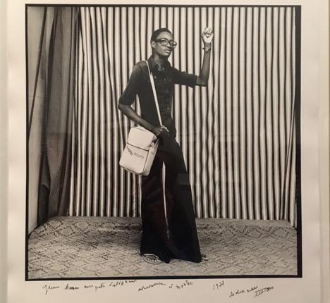 Copy of Malick Sidibé exhibition