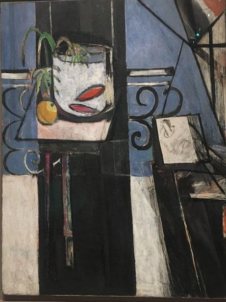 Copy of MoMa exhibition in Paris