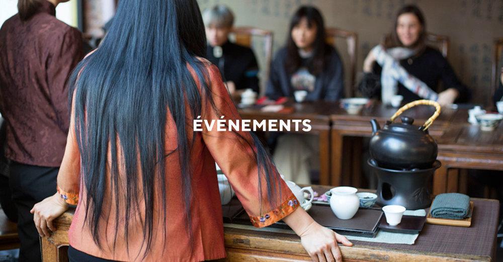 NOS EVENEMENTS