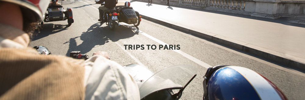 TRIPS TO PARIS