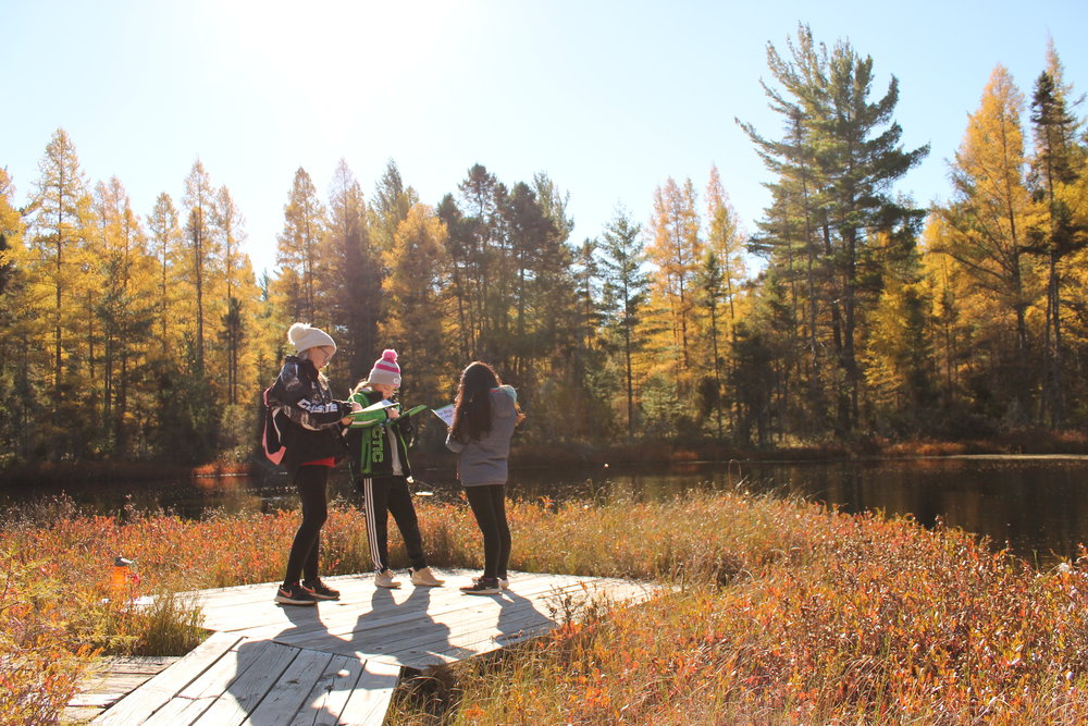 Outdoor Education - Fall | Winter | Spring