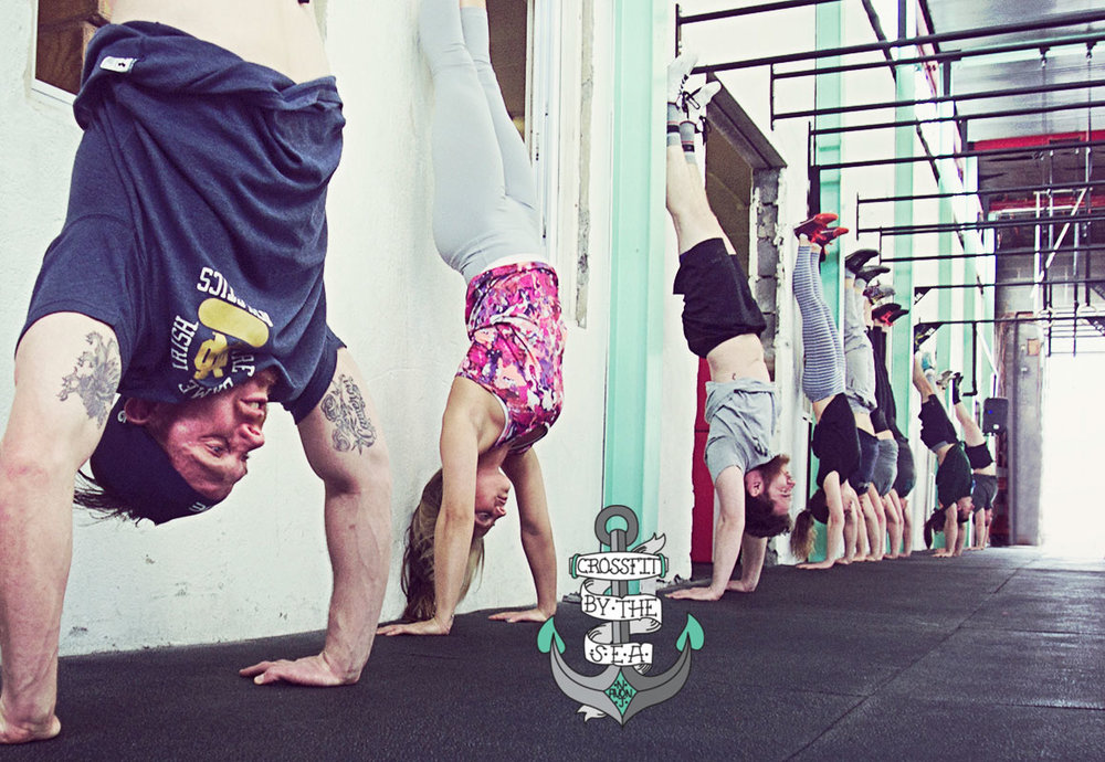 CROSSFIT BY THE SEA  / View Project »