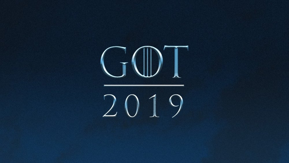 Game of Thrones VIII (the final season) - release 2019, HBO