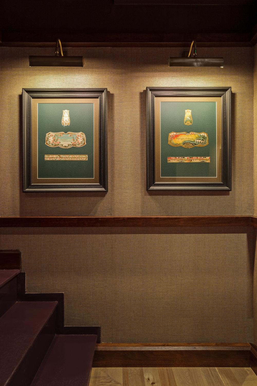 Atkinsons 1799 Burlington Arcade - Framed heritage branding © Michael Franke