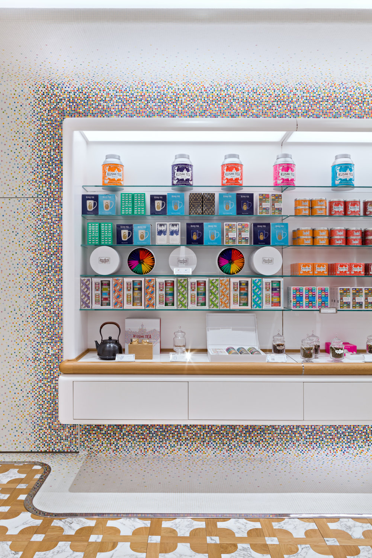 Kusmi Tea - World Trade Centre - Display © Michael Franke_4.jpg