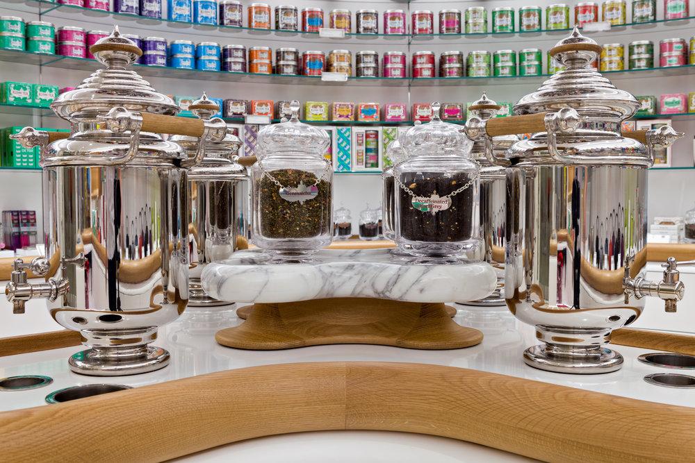 Kusmi Tea - World Trade Centre - Tea Caddy and pot © Michael Franke_4.jpg