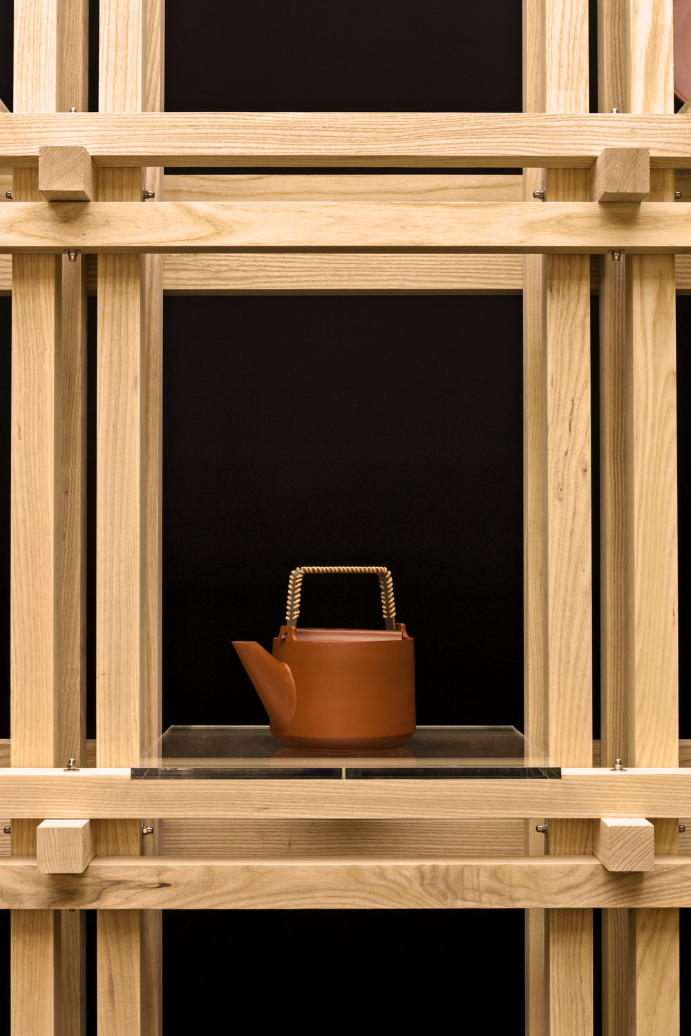 Yixing Ceramics - Tea House - Salone Mobile © Michael Franke