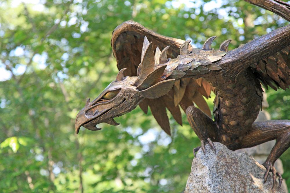 Sentinel Dragon
