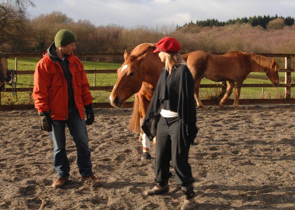 Jake and Chestnut horse.jpg