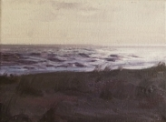North Sea study 7  18 x 12cm  Private Collection